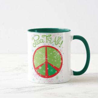 Peace to All! MUG