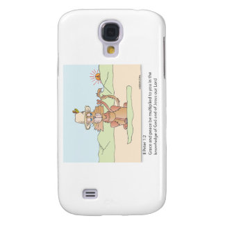 Peace to the World Samsung Galaxy S4 Cases
