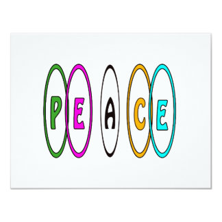 Peace Together Card