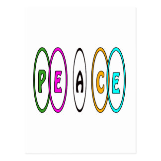 Peace Together Post Card
