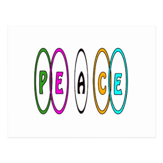 Peace Together Postcards