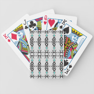 Peace ~ Tranquil Bicycle Playing Cards