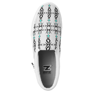 Peace ~ Tranquil Slip-On Sneakers