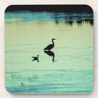 Peace & Tranquility Beverage Coaster