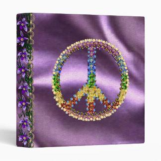 Peace Treasure Binder