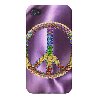 Peace Treasure iPhone 4/4S Cases