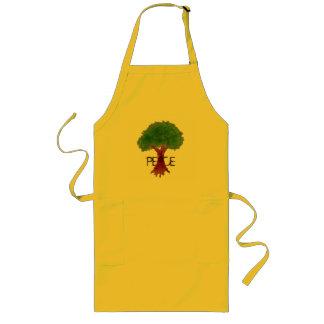 Peace Tree Customizable Apron