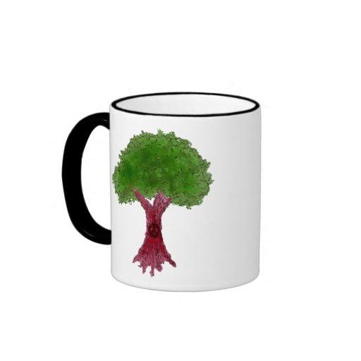 Peace Tree Customizable Mug