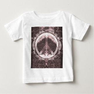 Peace Tree Manadala by Amelia Carrie Baby T-Shirt