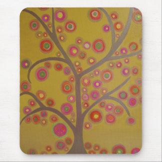 Peace Tree Mouse Pad