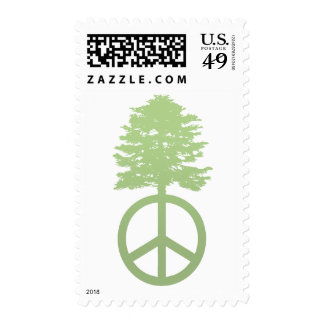 Peace Tree Stamps