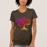 Peace Tree T Shirt