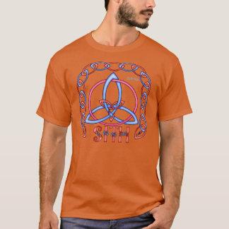 Peace Triquetra Men's Long Sleeve Shirt