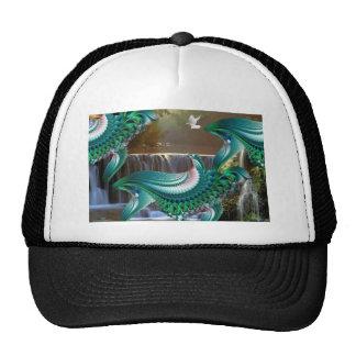 Peace Trucker Hat