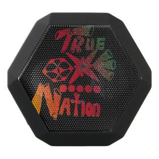 Peace True Nation Black Bluetooth Speaker