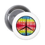 Peace Turbine Buttons