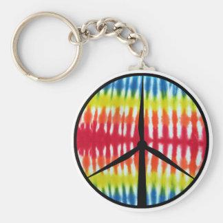 Peace Turbine Key Chain