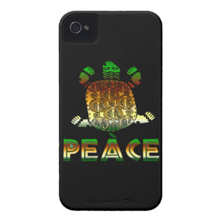 Peace Turtle iPhone 4 Covers
