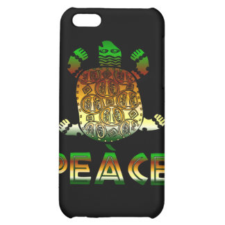 Peace Turtle iPhone 5C Cover