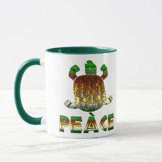 Peace Turtle Mug
