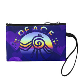 Peace Universe Coin Purse