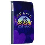 Peace Universe Kindle 3G Cases