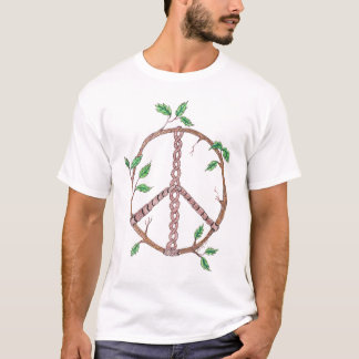 Peace Vine Art T-Shirt