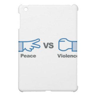 Peace Vs Violence Cover For The iPad Mini
