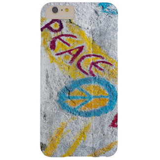 Peace Wall Art Design. Barely There iPhone 6 Plus Case