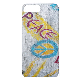 Peace Wall Art Design. iPhone 7 Plus Case