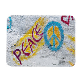 Peace Wall Art Design. Magnet