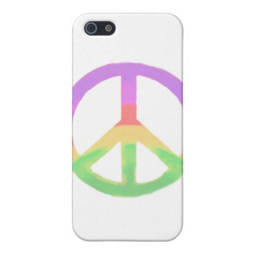 Peace Wanted_ Case For iPhone 5