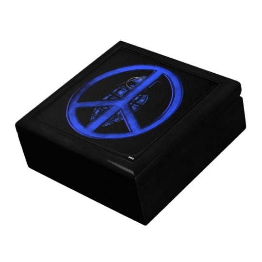 Peace & War (Blue) Gift Box