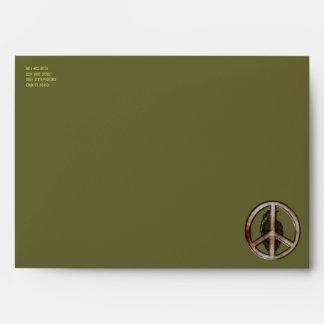 Peace & War Envelope