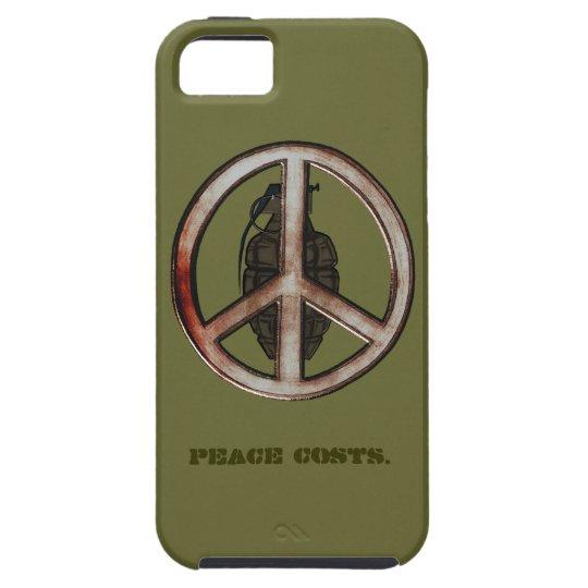 Peace & War iPhone SE/5/5s Case