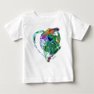 Peace Warrior- Native American baby shirt