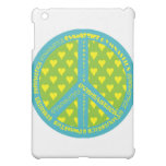 Peace with Gymnastics in frame Case For The iPad Mini