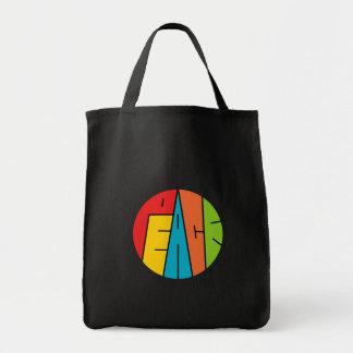Peace - Word Art Bag