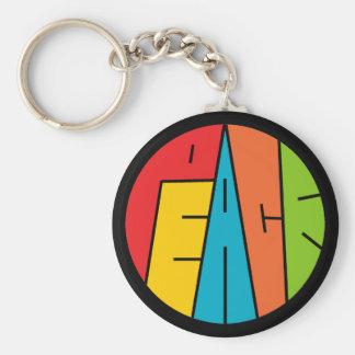 Peace - Word Art Keychains