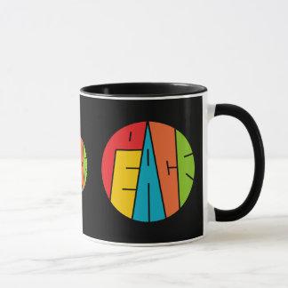 Peace - Word Art Mug