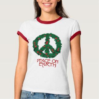 Peace Wreath Tee