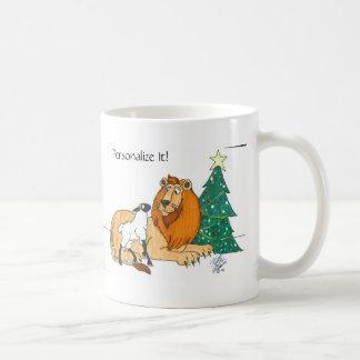Peaceable Kingdom Coffee Mug