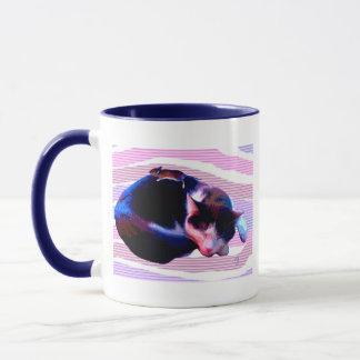 Peaceable Kitty Mug