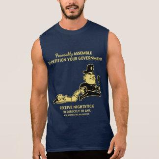 Peaceably Assault Sleeveless Shirt