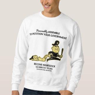 Peaceably Assault Sweatshirt