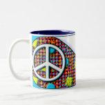 PeaceCup Coffee Mugs