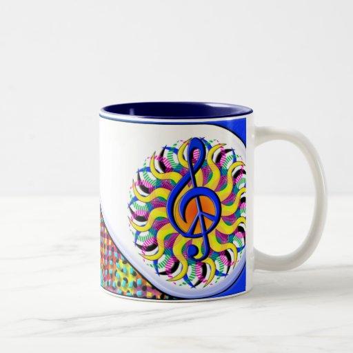 PeaceCup Mugs