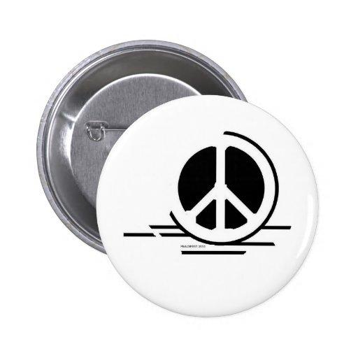 PEACEFEST 2010 PIN