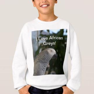 Peaceful African Grey Sweatshirt