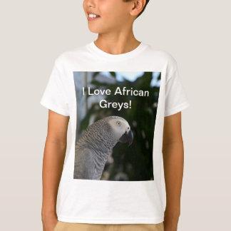 Peaceful African Grey T-Shirt